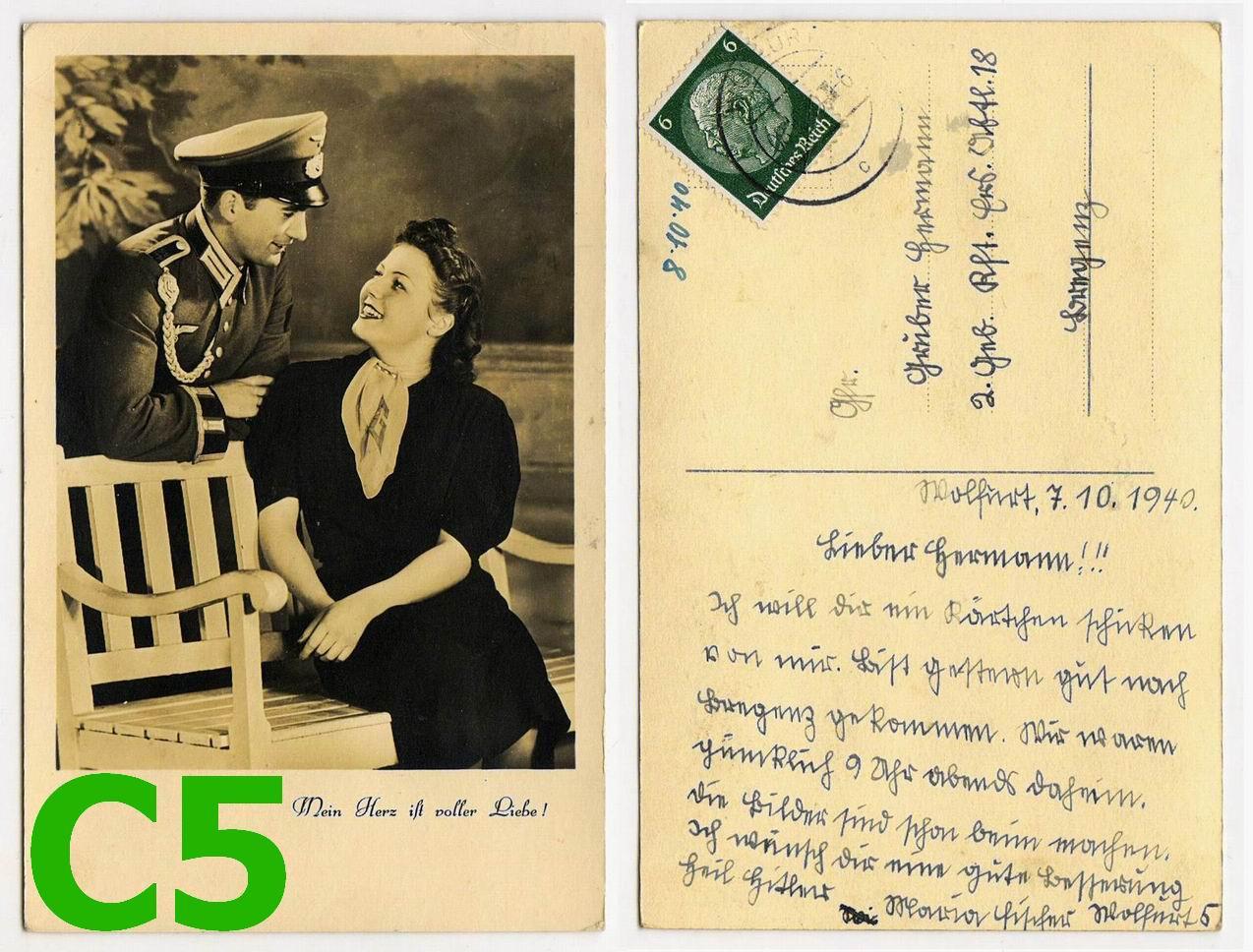 Каталог открыток германии 35